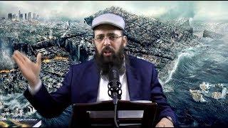 הרב יעקב בן חנן - למה יש רעידות אדמה בעולם? שיעור חזק! פרשת בלק/פנחס