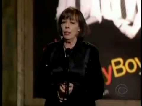 Frances de la Tour wins 2006 Tony Award for Best Featured Actress in a Play