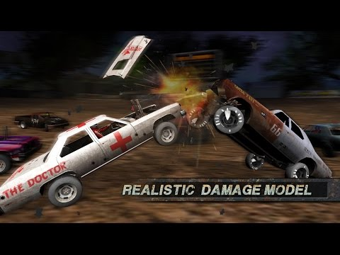 Demolition Derby: Crash Racing - Android Gameplay HD