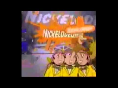 Old Nickelodeon Bumpers