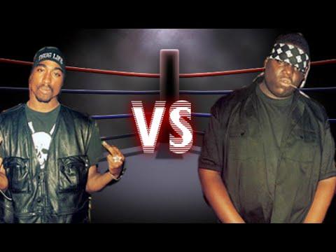 Tupac Vs. Biggie Smalls