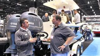 Scout Boats at The 2014 Chicago Boat, Sports & RV Show