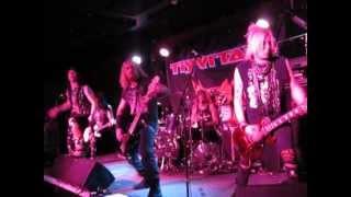 Tigertailz - Star Attraction (Live in Wolverhampton - 30th November 2012)