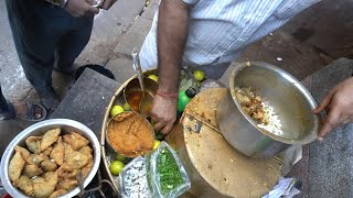 73 Year Old Famous Jhal Muri wala Best Tasty Ever| Indian Street Food