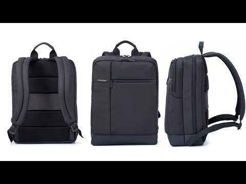 Xiaomi Classical Business Laptop Backpack Review