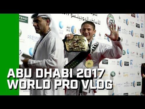 Abu Dhabi 2017 World Pro Vlog Day 5