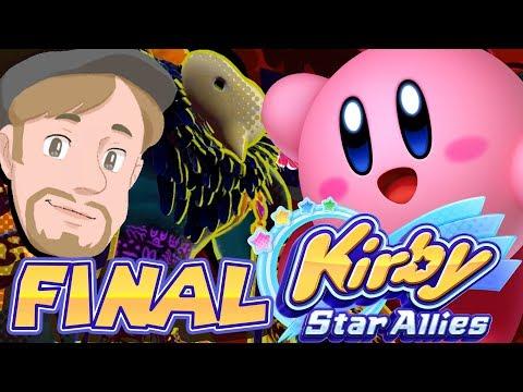 SISTA BOSSEN Void Termina! | Kirby star allies | FINAL