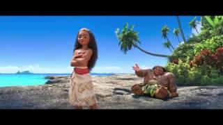 Moana - Maui Mini-Movie: Gone Fishing (UHD 4K)