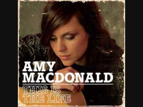 Barrowland Ballroom - Amy MacDonald (w/lyrics)