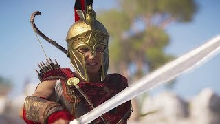 Assassin's Creed Odyssey  E3 2018 Gameplay Demo