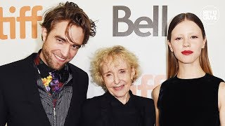Robert Pattinson & Mia Goth on the majesty and mystery of Claire Denis' sci-fi High Life