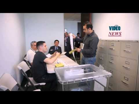 Voting for Turkish general election begins in New York
