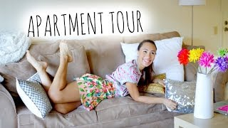 APARTMENT TOUR!