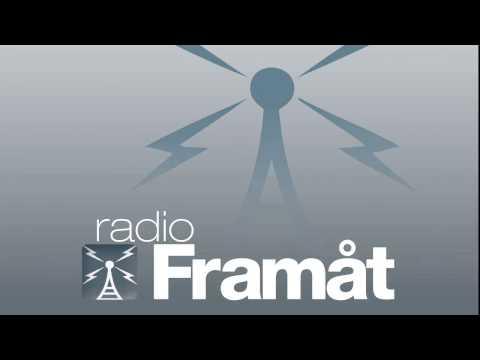 Radio Framåt #25 - Om Gaza, Erik Almqvist och Expo