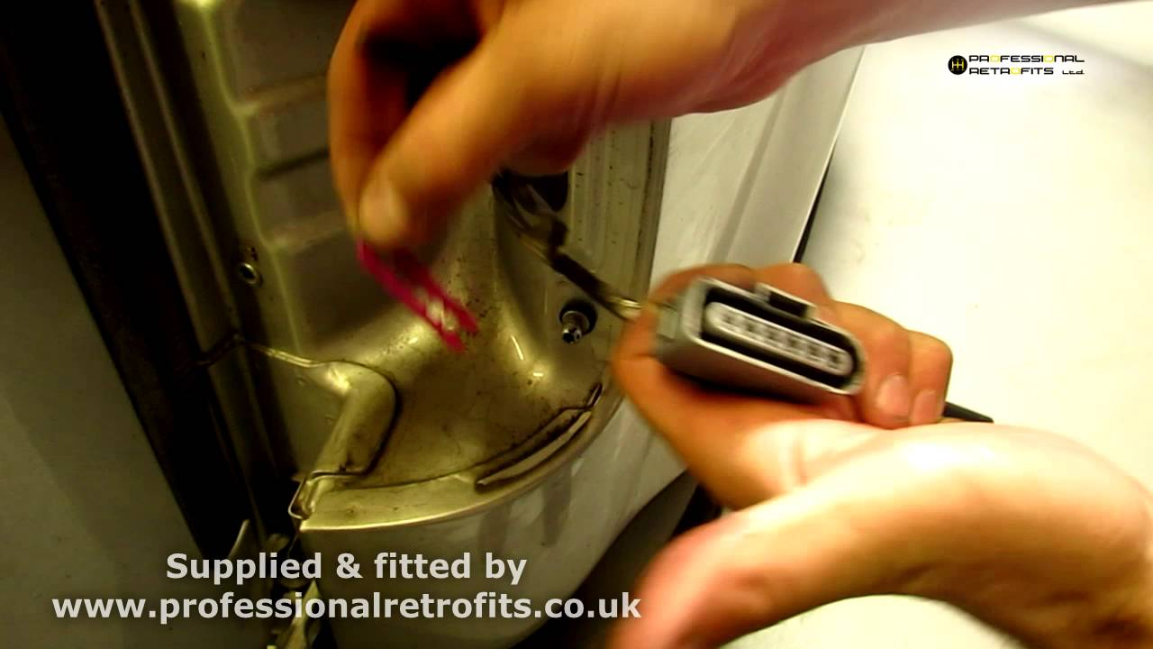 wiring diagram light 3 switch how to remove wires from tail connector in vw caddy professional retrofits limited - youtube