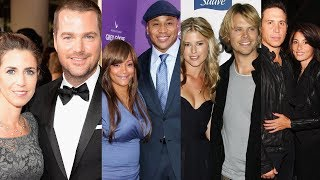 NCIS: Los Angeles ... and their real life partners