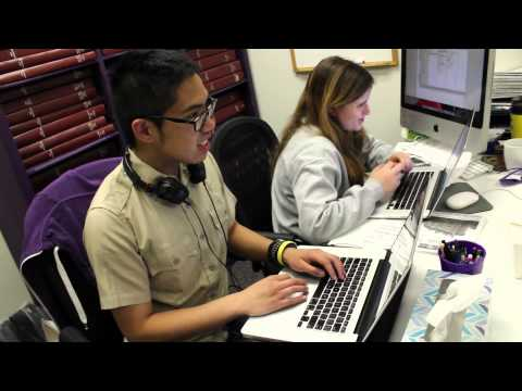 Undergraduate Journalism Experience at Medill
