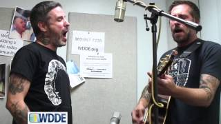 Boy Sets Fire - The Misery Index (Acoustic) Live at WDDE 91.1 FM