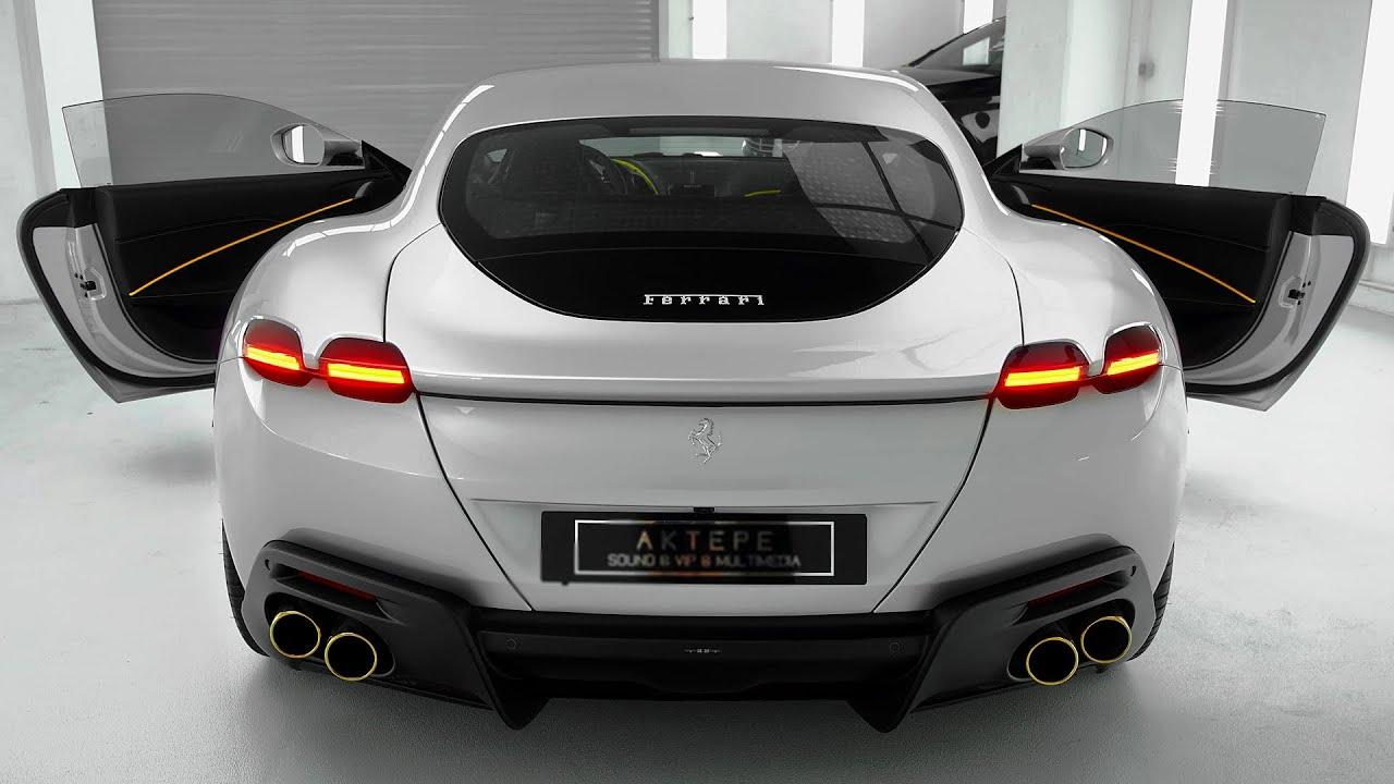 2021 Ferrari Roma - Gorgeous Sport Car!