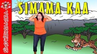 Simama Kaa   Children's Songs   Nursery Rhymes   Music For Kids   Sing With Sandra