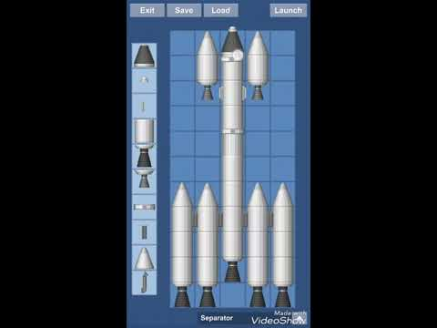 Most powerful spaceship ever!!  -spaceflight simulator