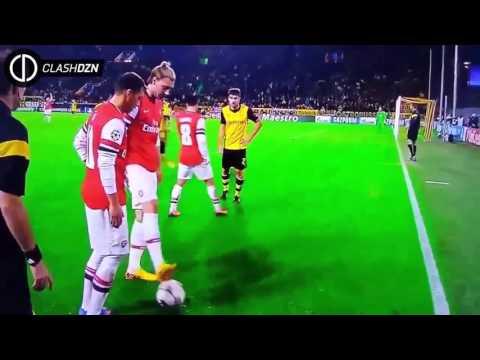 Lord Bendtner!!!! | Amazing skills and goals...