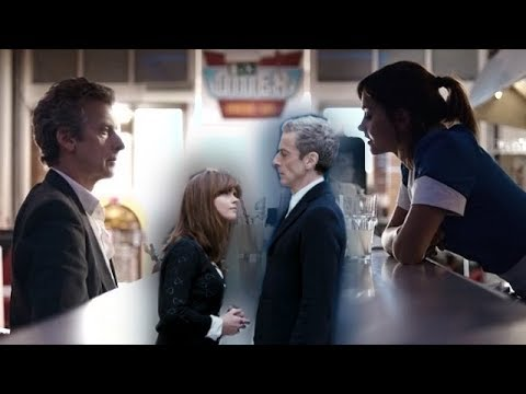 Run You Clever Boy And Remember Me The Doctor Remembers Clara