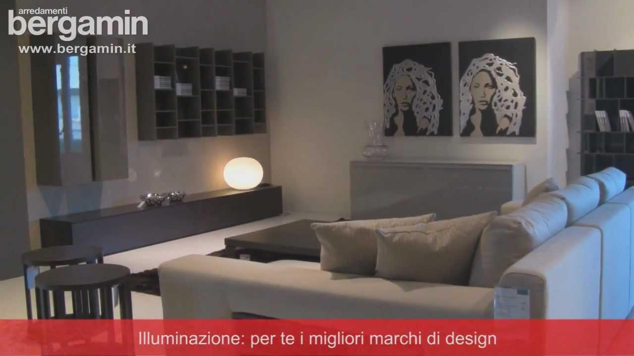Bergamin Arredamenti Camere Da Letto.Bergamin Arredamenti Zona Giorno Video Tour Youtube
