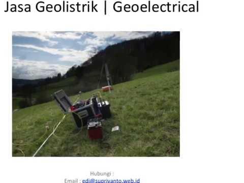 Jasa Geolistrik | Geo Electric Kabupaten Konawe Selatan-Andolo Sulawesi Tenggara