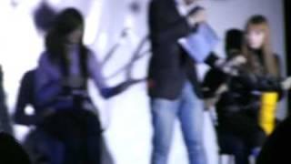 Фил Богачев в Краснодаре на премьере фильма Пикап кафе
