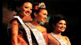 Nadine Chandarwinata Selalu Pakai Kain Etnik Indonesia