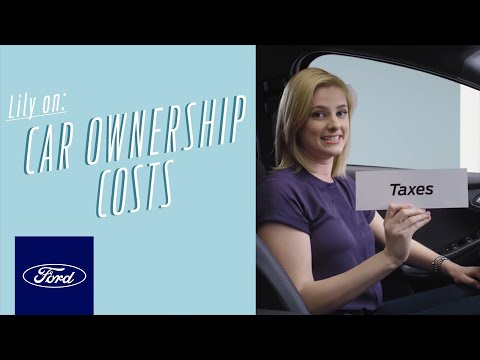 Dealership Preparation: True Cost of Ownership | Auto Finance 101 | Ford