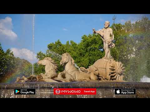 Thyssen Museum - Plaza De Neptuno - Madrid   Audio Guide   MyWoWo Travel App