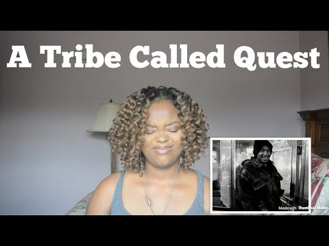 A Tribe Called Quest- ELECTRIC RELAXATION Reaction!