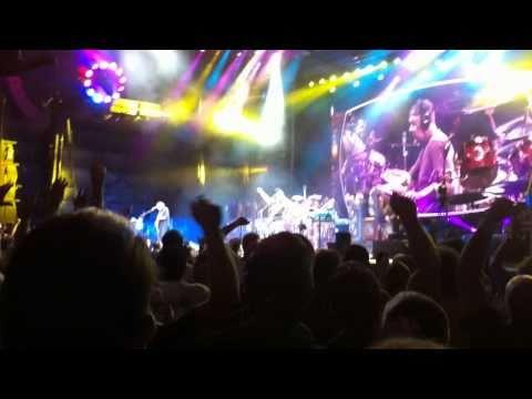 Rush Time Machine 2010 - West Palm Beach FL - The Spirit of Radio extract