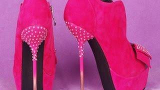 видео Современная обувь GIUSEPPE ZANOTTI (Чезаре Заноти)