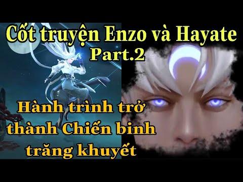 Cốt truyện Enzo và Hayate -Part 2 : Hội ngộ !
