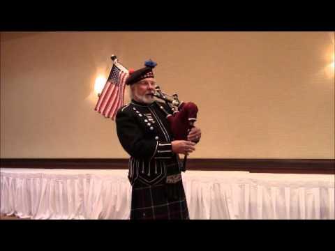 2013 Cincinnati Scotty Friends Opening Ceremonies