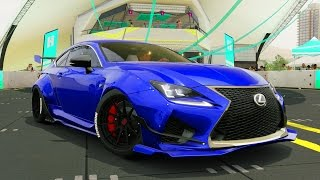 Forza Horizon 3 - Part 77 - Rocket Bunny Lexus RC F