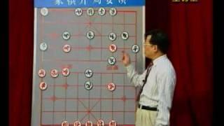 chinese chess open key point-4,xiangqi master huronghua