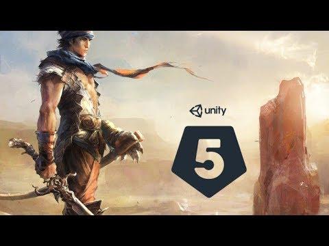 Unity 5 Tutorial Building Games for Windows 10 - Game Development In Unity  5 - MVA - Coding Arena