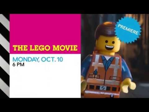 CN Dimensional - MOVIE PROMO - The LEGO Movie (Premiere)