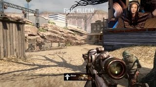 I FINALLY HIT A TRICKSHOT! (BO2 FFA Highlights)