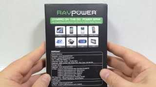 Ravpower Deluxe RP-PB-13 14000 mAh Power Bank Review