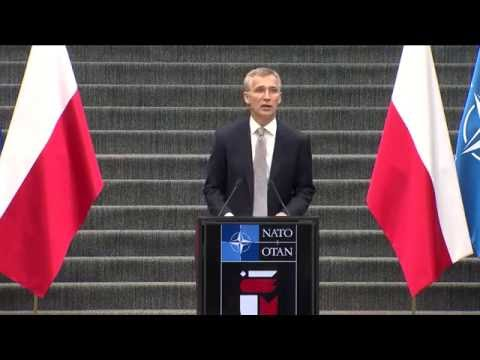 """The Warsaw Summit: Strengthening NATO in Turbulent Times"" - NATO Secretary General, 31 May 2016"
