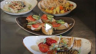 """Программа """"Бон аппетит"""": четыре блюда из индейки"""