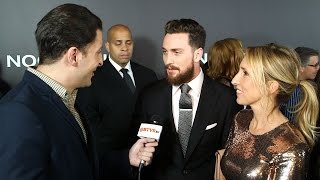 "Aaron & Sam Taylor-Johnson at the ""Nocturnal Animals"" NY Premiere Behind The Velvet Rope"