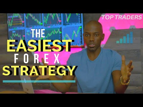 The Easiest Forex STRATEGY! You must watch! 
