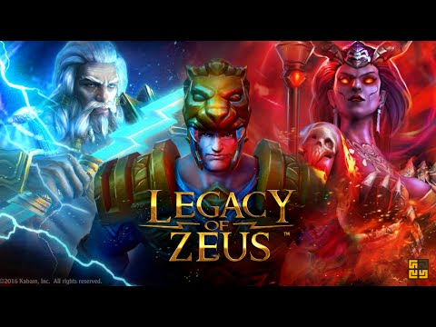 Legacy of Zeus V 0.16.5 (by Kabam ) - iOS/Android  - HD Gameplay Trailer