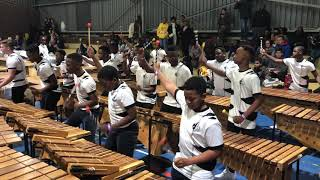 """""""Drive"""" (as orig. performed by Black Coffee/Guetta)- 2019 Hilton College Competition Marimba band."""